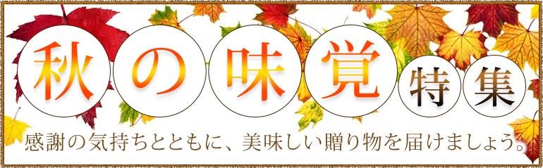 秋の味覚特集 おじいちゃんとおばあちゃんへ 秋の味覚に贈り物を届けましょう。